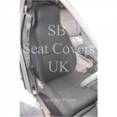 Anthracite Sports Seat Covers