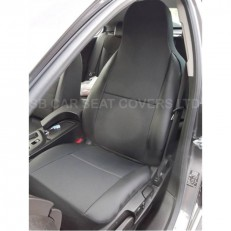 Anthracite With Leatherette Seat Covers