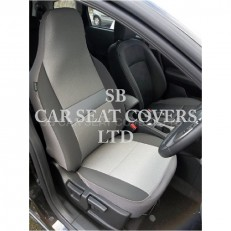 SHEEN FABRIC SEAT COVERS TWO FRONTS